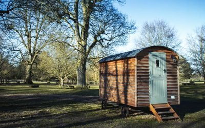 Shepherd's Hut Insurance – Why You Need A Specialist Insurance Policy